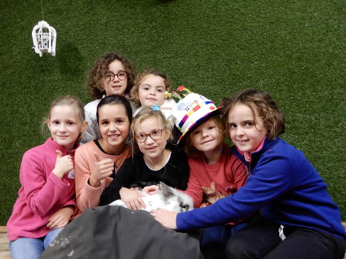 Westdorp Kinderfeestjes